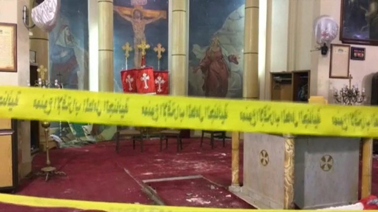 After a Mosque Massacre, Egypt Strikes Back in Sinai