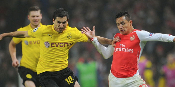 Alexis Sanchez: Gossip column extra on a possible move to Manchester United from to Arsenal