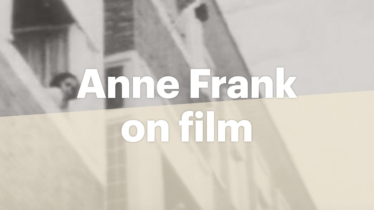 Anna Franck becomes a youtuber: they present their video diary