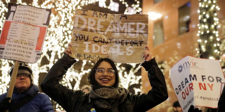 Another judge blocks Trump administration from ending DACA