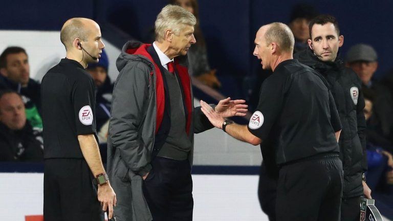Arsenal manager Arsene Wenger charged by FA after West Brom draw