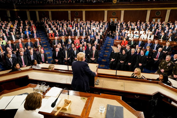 As it happened: Highlights, analysis from State of the Union