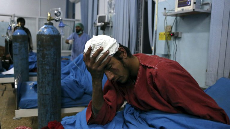 At least three killed in suicide bombing in southern Kabul