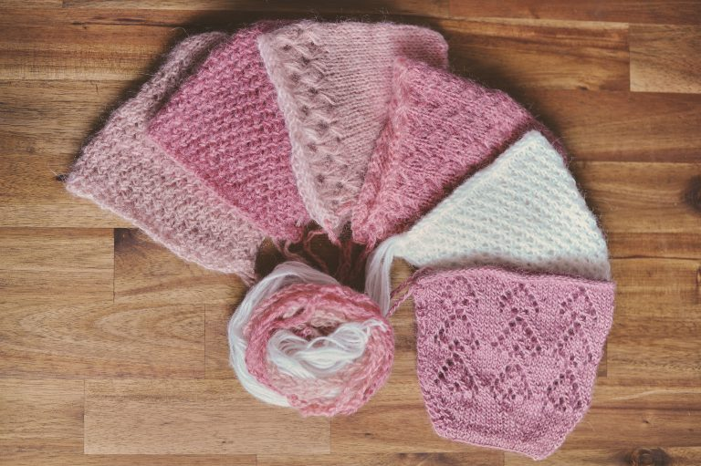 Baby Knit Hats For Photography