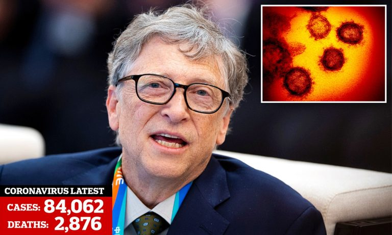 Bill Gates expects that it will take us up to two years to overcome the pandemic
