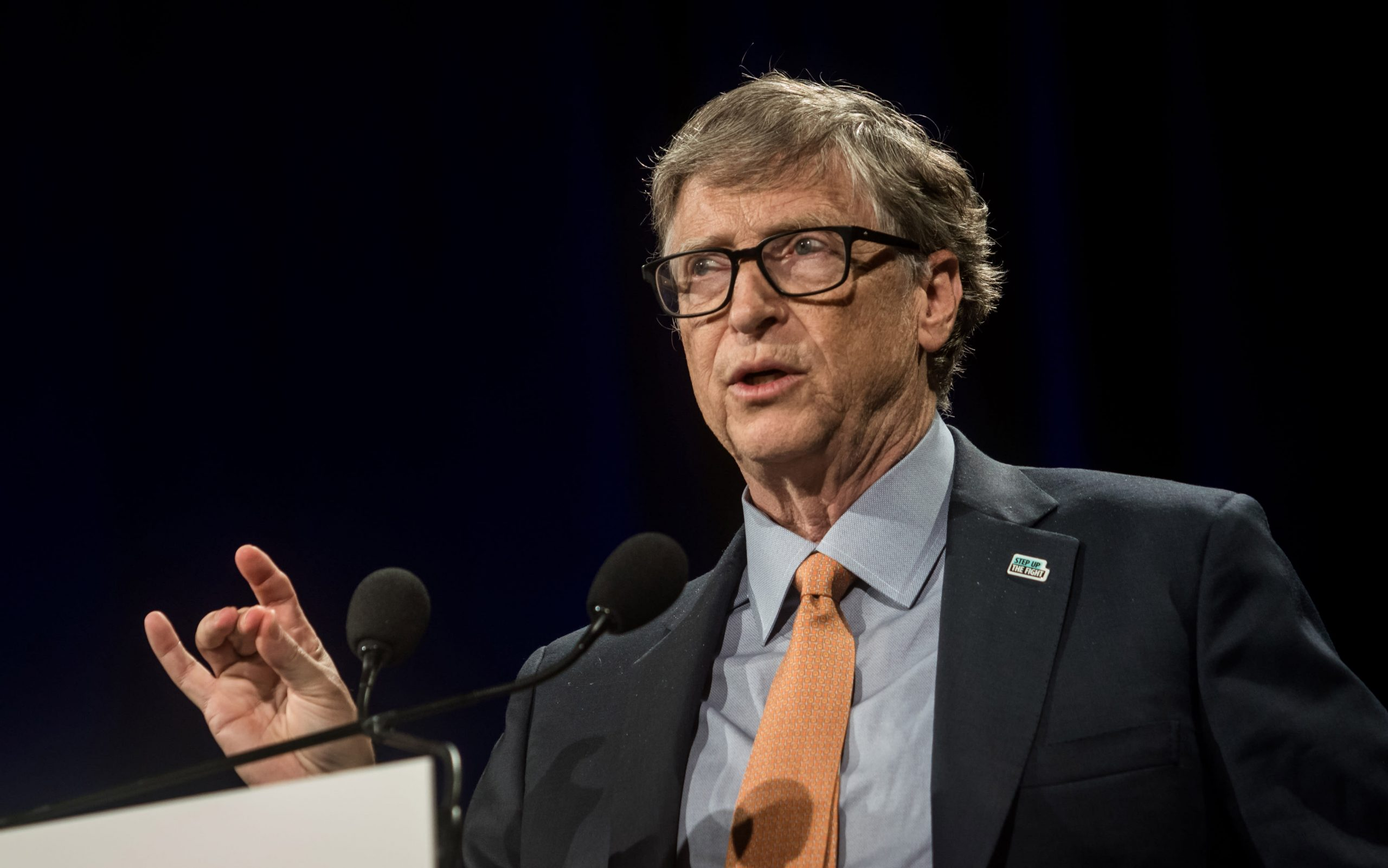 Bill Gates shares his vision of the COVID-19 pandemic