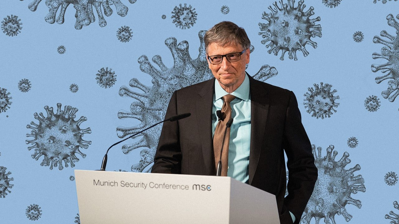 Bill Gates warns that a coronavirus-like outbreak is likely to happen 'every 20 years or so