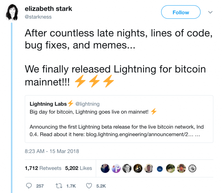 Bitcoin's Lightning Network Has a Problem: People Are Already Using It