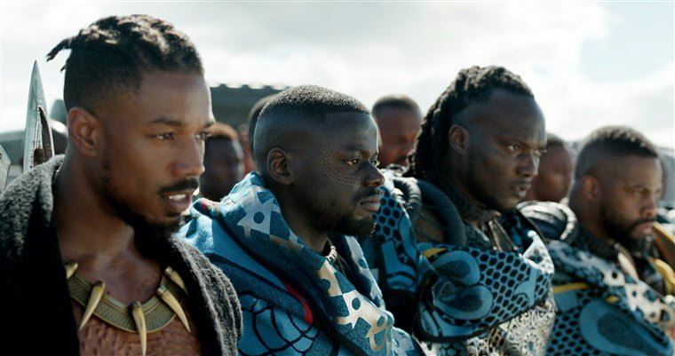 """'Black Panther""""s second weekend among the best ever"""