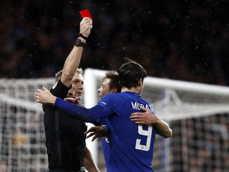Chelsea VAR controversy: Referee should have been told to watch video – Antonio Conte
