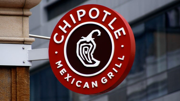 Chipotle Mexican Grill fined for selling contaminated food