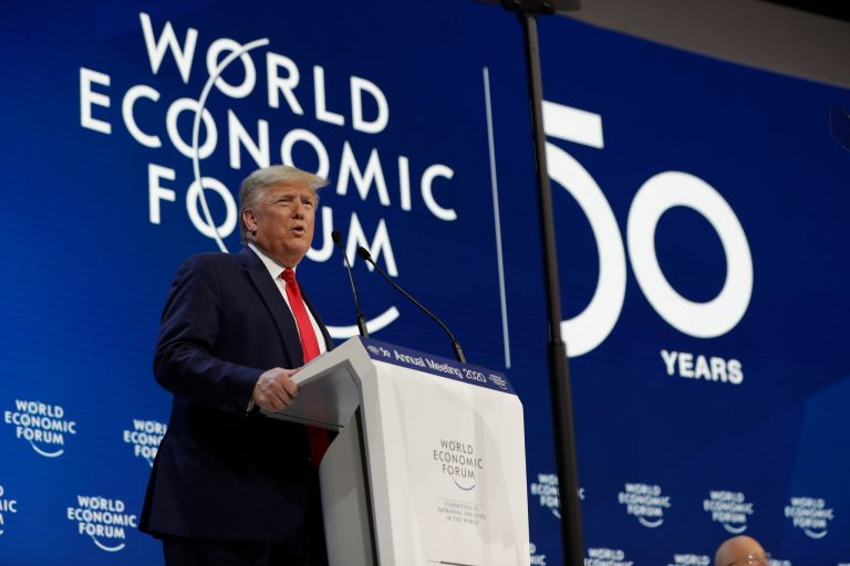 Davos: Can Society Combat Sexual Harassment?