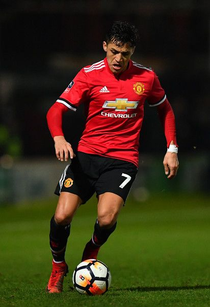 FA Cup: Alexis Sanchez was Man Utd's best player against Yeovil – Shearer