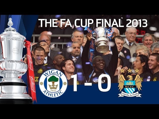 FA Cup fifth-round draw: Manchester City visit Wigan in 2013 final repeat