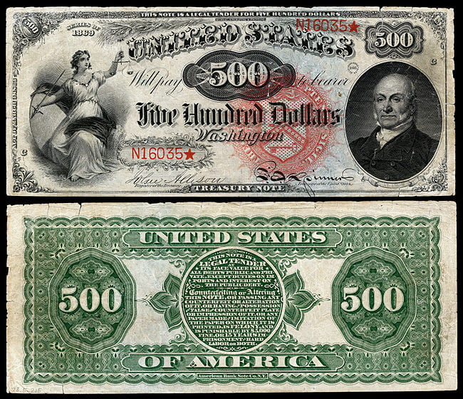 Famous faces on bank notes: A brief history