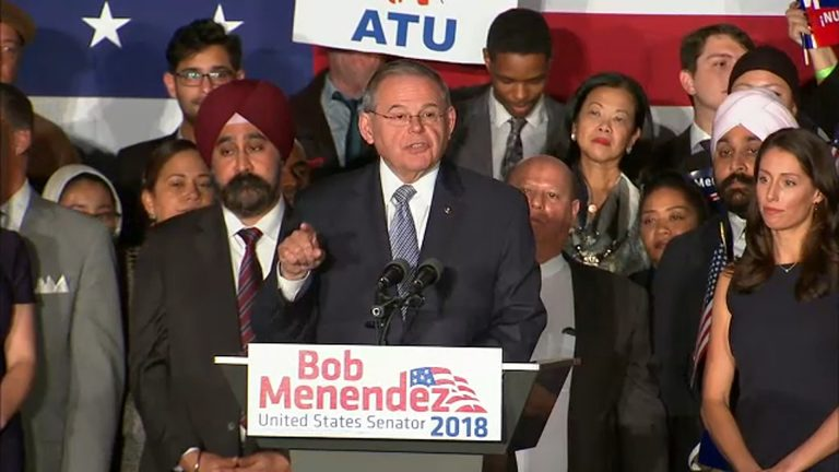 Feds to retry Sen. Menendez on corruption charges
