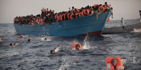 Four dead after ferry carrying 251 capsizes