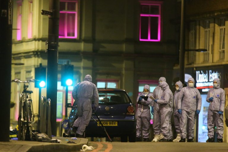 Four Londoners stabbed to death over New Year