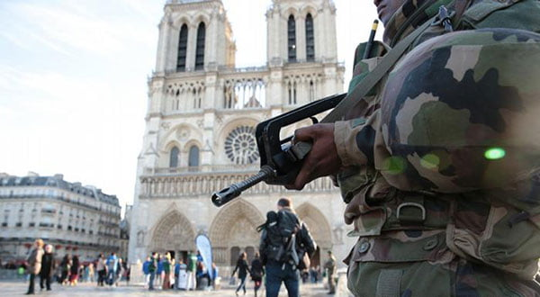 France has foiled two terror attacks this year