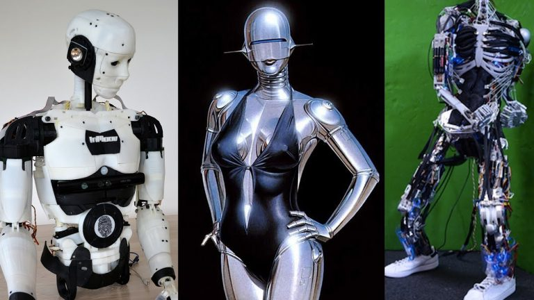 From creepy to cool, the most impressive robots of 2017