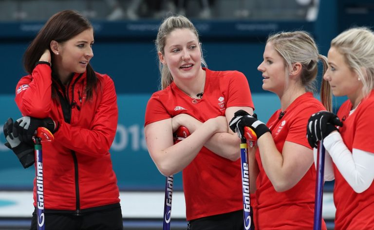 GB's curlers off to mixed start
