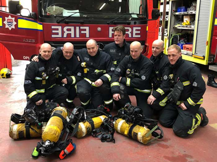 Grenfell firefighters to run London Marathon in full kit