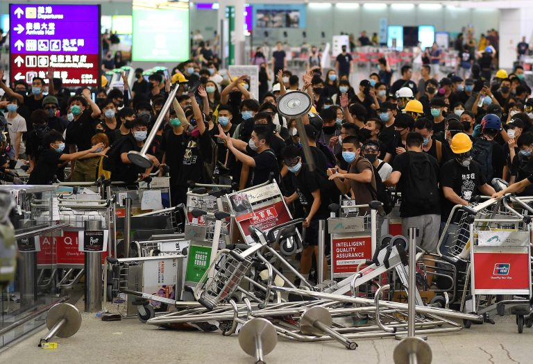 Hong Kong is set to prosecute detained activists as protests increase