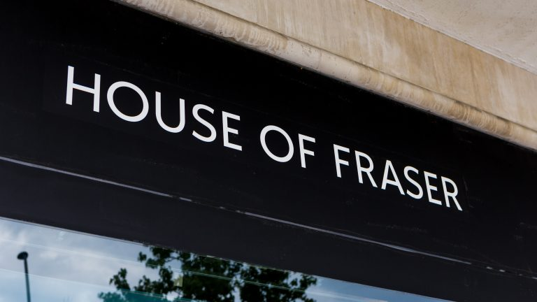 House of Fraser seeks to slash rent bill
