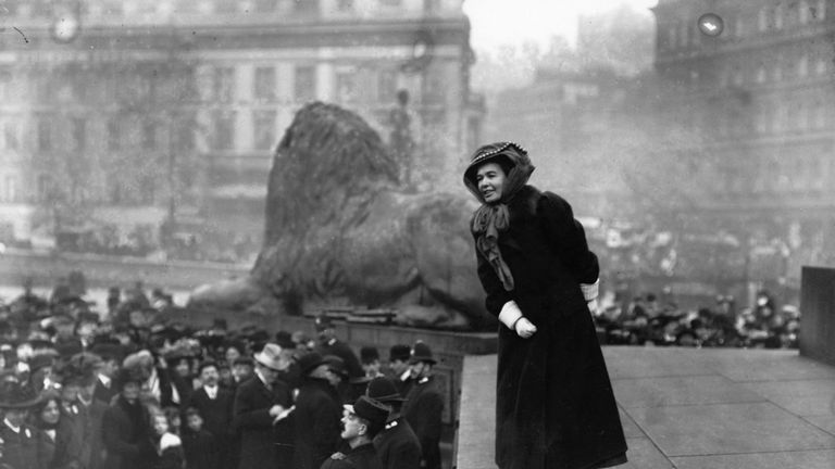 How the Suffragettes woke us up