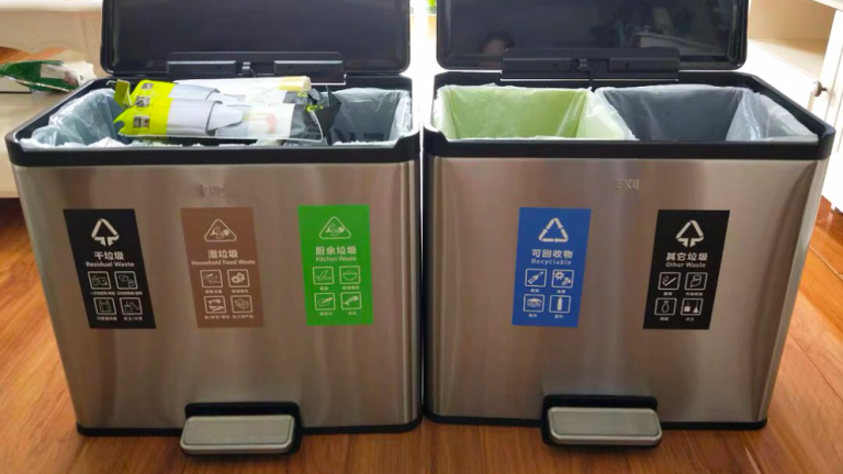 How to solve a problem like recycling waste