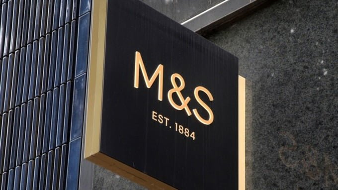 Hundreds of M&S jobs at risk in UK shake-up
