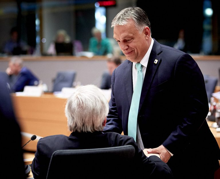 Hungary's Opposition Sees Hope After Orban's Candidate Falls