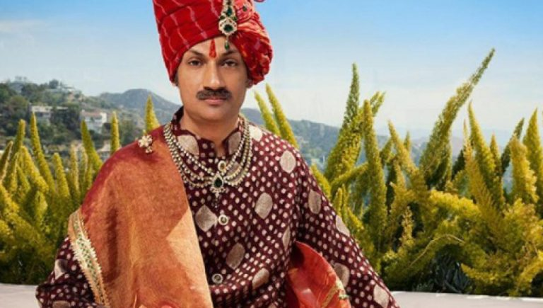 India's gay prince opens his palace for LGBT community