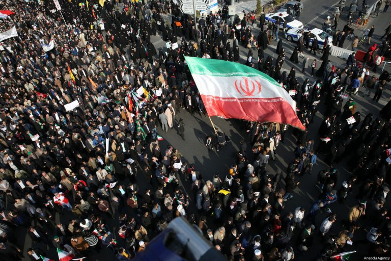 Iran Holds Pro-Government Rallies After Days of Unrest