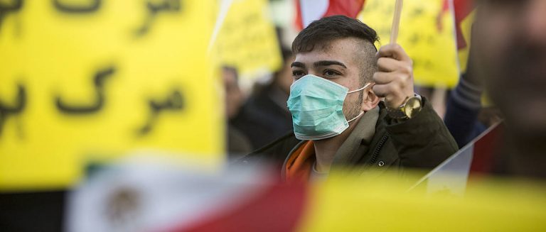 Iranians Protest Rising Food Prices