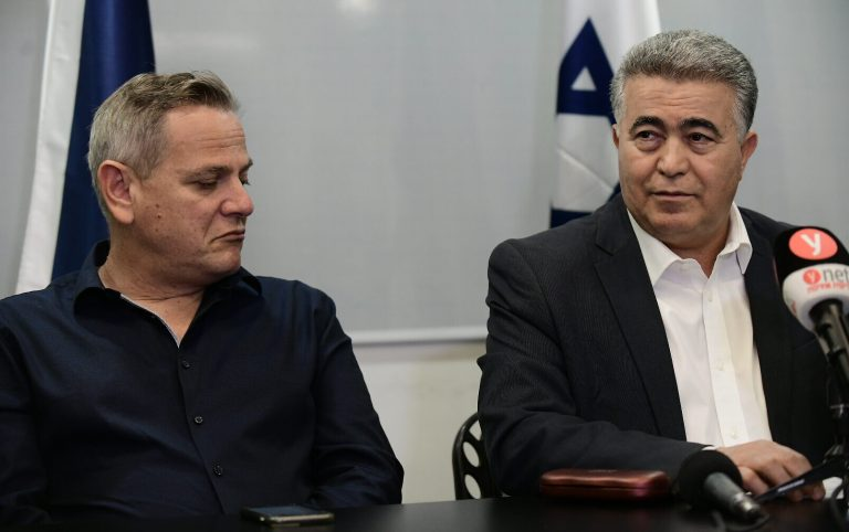 Israeli Labor joins Netanyahu and Gantz union government