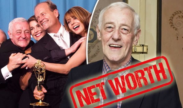 John Mahoney, Martin Crane on 'Frasier,' dies at 77