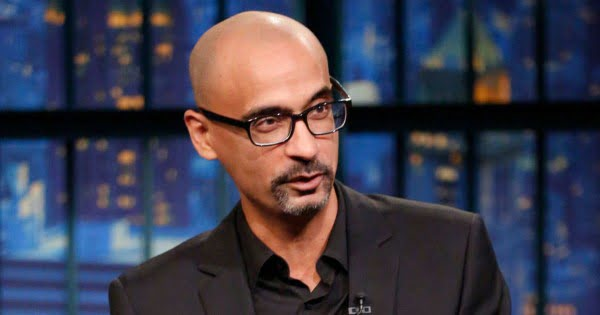 Junot Díaz: 'If it's dark out, I'm still going to fight'