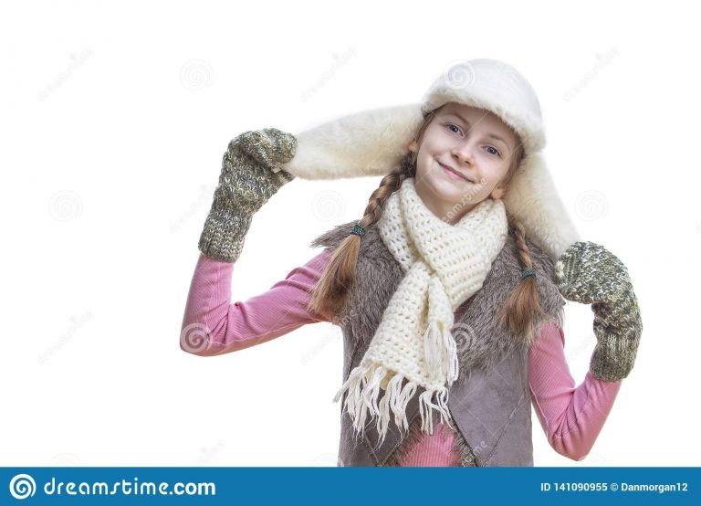 Kids Winter Hats And Mittens
