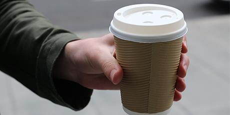 'Latte levy': Would you pay 25p for your coffee cup?