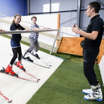Learning to fly: Wind tunnel training takes ski jumping to new heights
