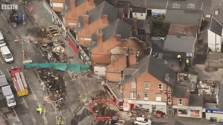 Leicester explosion: What we know