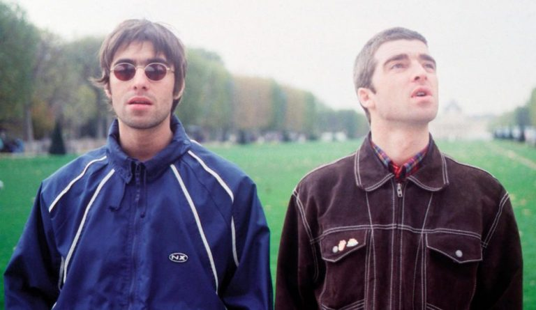 Liam and Noel Gallagher 'all good again'