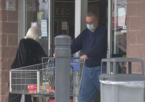 Man charged with killing woman at Aldi