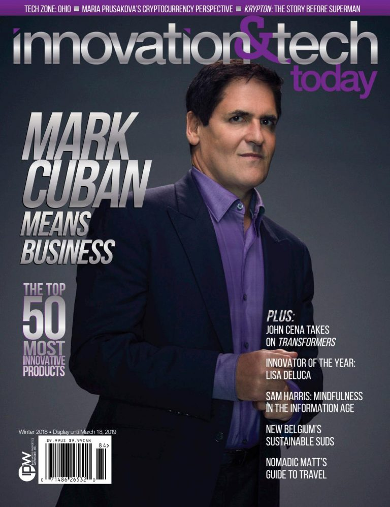 Mark Cuban owns Bitcoin, but prefers bananas