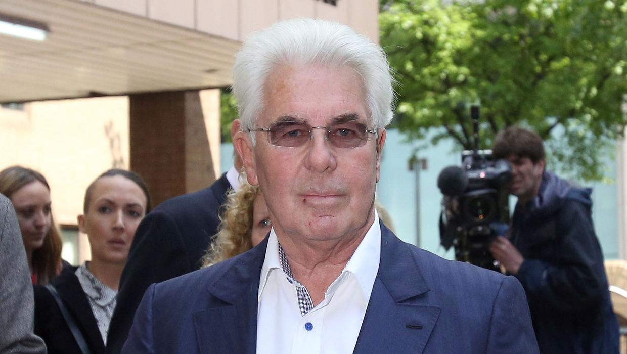 Max Clifford, Celebrity Publicist and Sex Offender, Dies After Collapsing in Prison