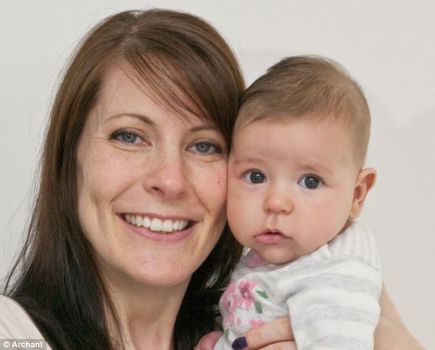 'Miracle' baby born between chemotherapy and menopause