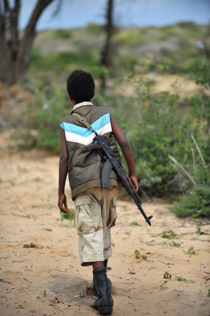 More Than 300 Child Soldiers Freed in South Sudan