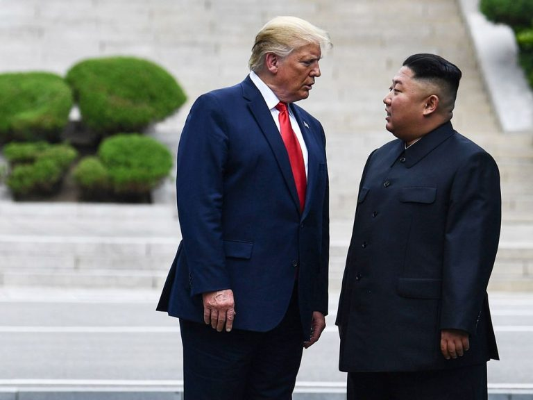 North Korea Asks for Direct Nuclear Talks, and Trump Agrees