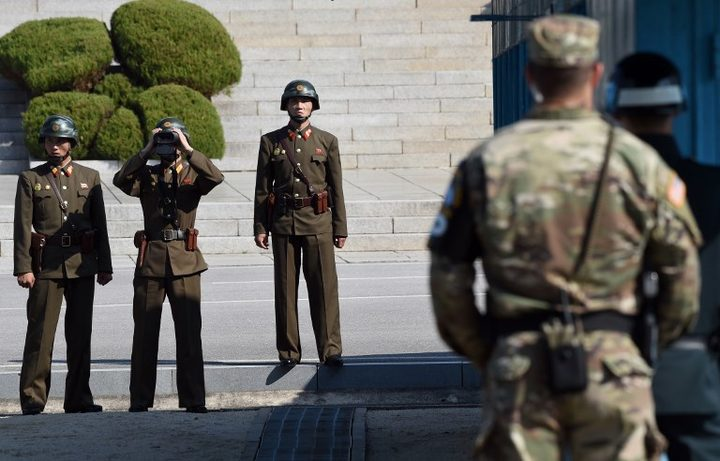 North Korean Soldier Flees Heavily Guarded DMZ to South Korea
